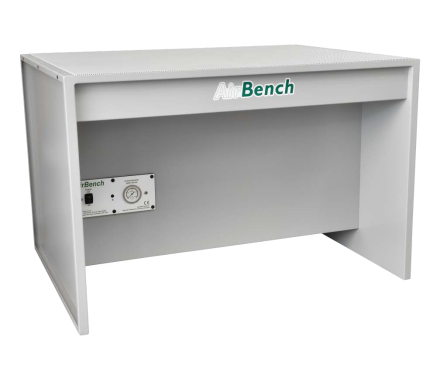 AirBench FPK Kneespace Heavy Duty Downdraught Bench