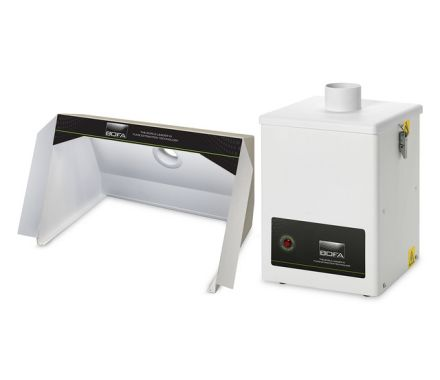 FumeCAB 250 with V250 extractor