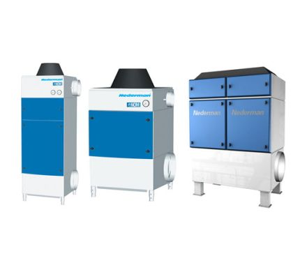 HEPA Filter for Nederman NOM Series Oil Mist Filter Extraction Units