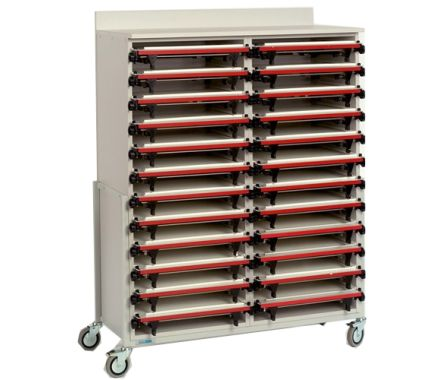 Nortek - A3 Drawing Board Mobile Storage Unit