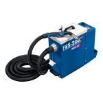 Binzel FES 200 W3 Portable On-Torch Extraction Unit