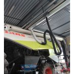 Geovent Channel Exhaust Systems for Vehicle Garages