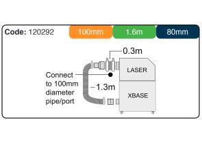 Purex Connection Kit - 120292