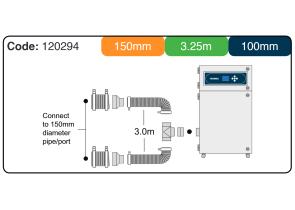 Purex Connection Kit - 120294