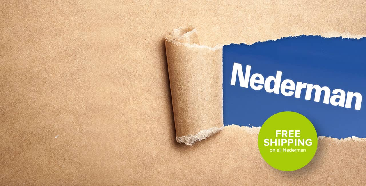 Free Shipping on all Nederman items